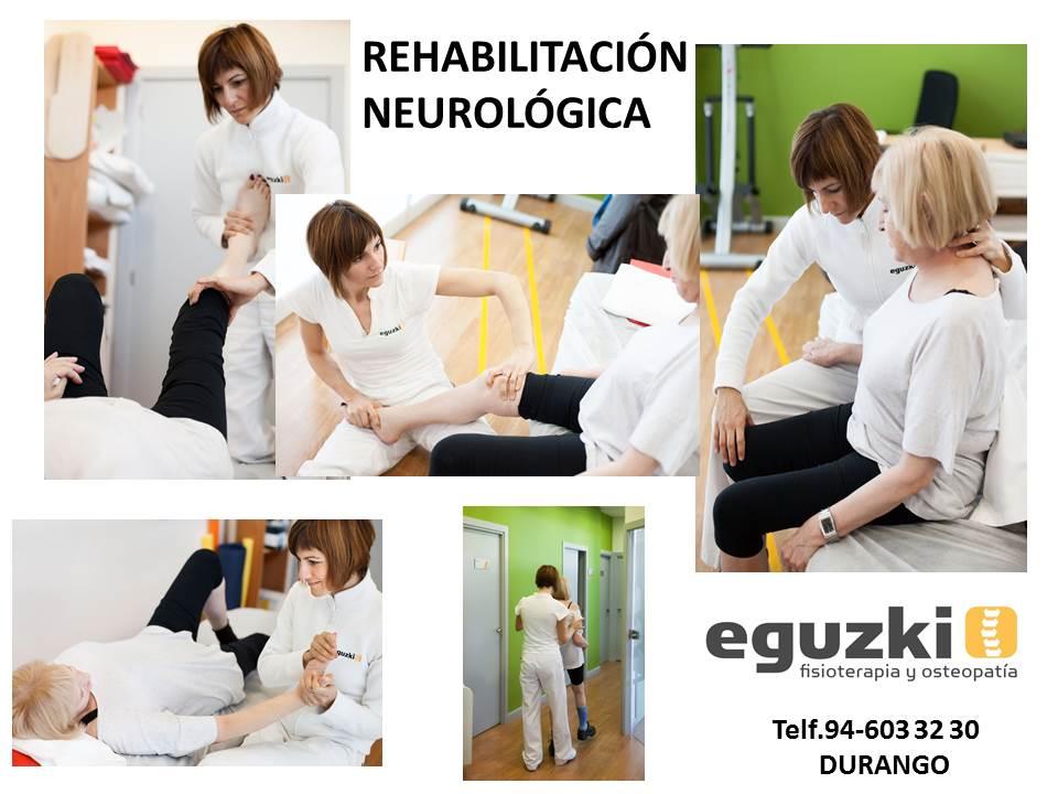 REHABILITACION NEUROLOGICA DURANGO